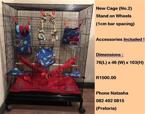 Cages (New)