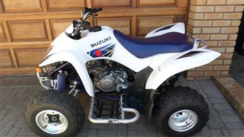 2008 Suzuki LT-F250
