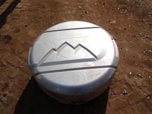 Ford Everest 3.0 TDCI 2010 Spare Wheel Cover for Sale