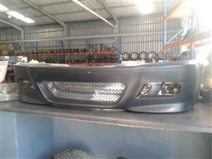 BMW E46 M3 FRONT BUMPER FOR SALE