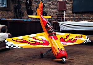 Rc plane 50cc yak 54
