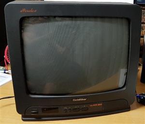 TV, Goldstar (LG) 37cm Colour | Junk Mail