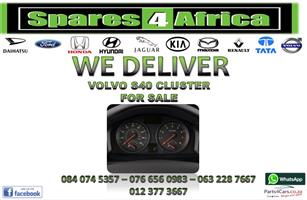 VOLVO S40 CLUSTER FOR SALE