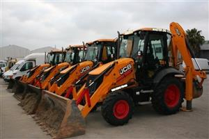 Digger - (Tractor Loader Backhoe) - HIRE