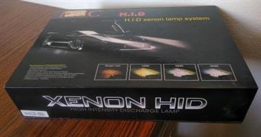 HID Xenon lights