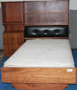 S04494B 2 Piece single bedroom suite #Rosettenvillepawnshop