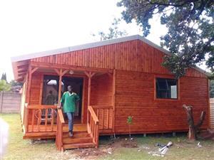 Mike Log Homes