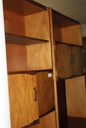 2 piece wall unit S031453C #Rosettenvillepawnshop