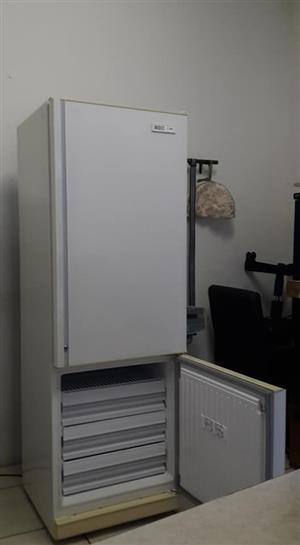 Kic fridge freezer.
