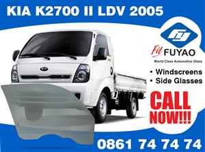 Brand new sidedoor glass for sale for Kia K2700 2005 #330042