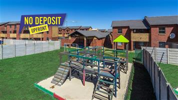 No Deposit Required Upfront: Unit 349, 2 Bedroom Spacious Apartment,7 km's from Glenvista, Route 82 Security Village, Alveda, Kibler Park, Johannesburg South