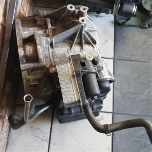 Mercedes benz A-class A270 auto gearbox
