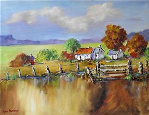 Autumn Cottages
