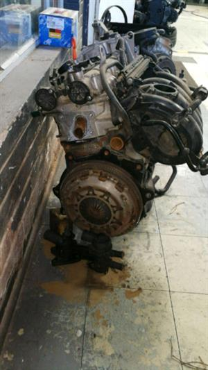 Vw Polo 1.4 16v CLP Engine