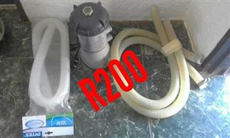 Smal pump for sale.
