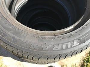 "16"" 205 Bridgestone Runflats Tyres"