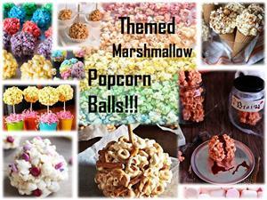Popcorn Balls for sale