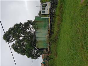 12 Ton Truck - 10 Ton Crane