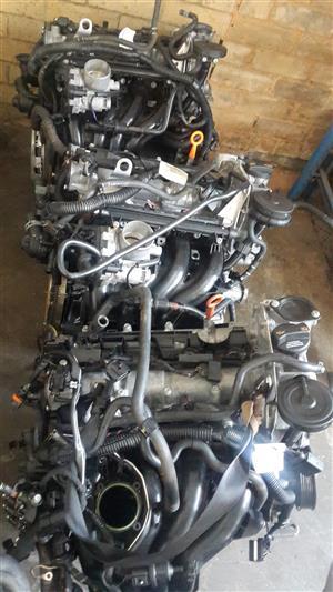 VW Golf V 1.6fsi (blf) engine for sale