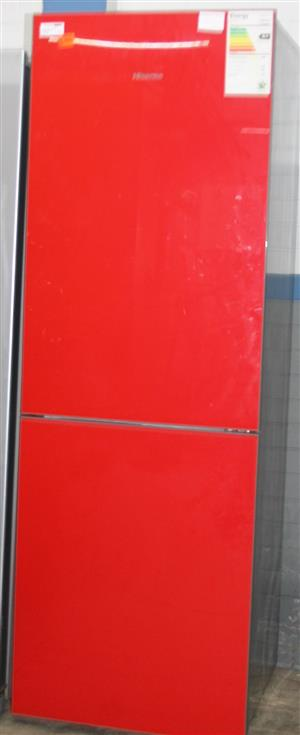 S035373D Hisense 2 door fridge #Rosettenvillepawnshop