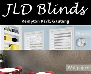 JLD Blinds for Blinds, Wallpaper, Curtains. Kempton Park, Gauteng.