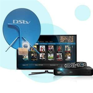 DSTV INSTALLATIONS, SIGNAL REPAIRS,EXTRAVIEWS,,RE-LOCATIONS & UPGRADES