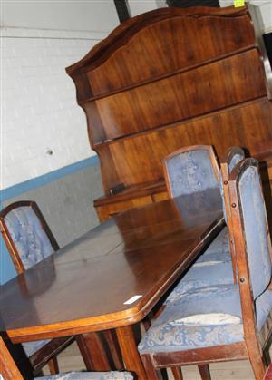 8 piece dining room S031673A #Rosettenvillepawnshop