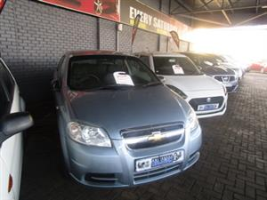 2011 Chevrolet Aveo 1.5 LS