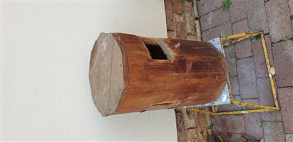 African Grey size nesting box