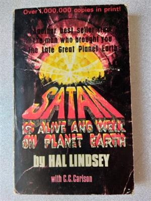 Satan Is Alive And Well On Planet Earth - Hal Lindsey.