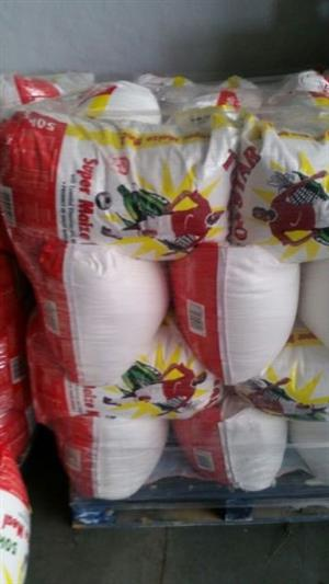 100% Quality Maize Meal and Benny Chicken Powder 17g sachets