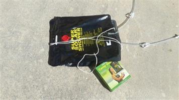 Solar Shower Camping Bag