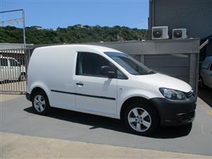 2012 VW Caddy panel van CADDY 2.0TDi (81KW) F/C P/V