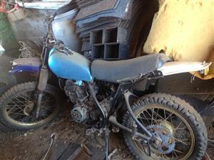 1985 Yamaha XT