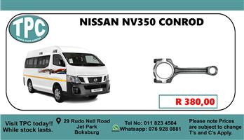 Nissan NV350 Conrod - For Sale at TPC