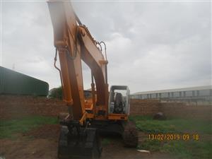 Samsung SE 280 LC-2 28 ton Excavator