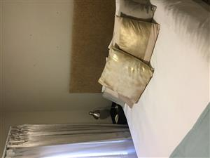 Beautiful furnished bedroom available in double security estate in leafy and