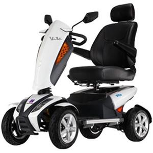 4 WHL MOBILITY SCOOTER DELIVERED IN SA
