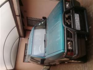 1995 Nissan Hardbody 3.0 16V TD double cab Hi rider SEL