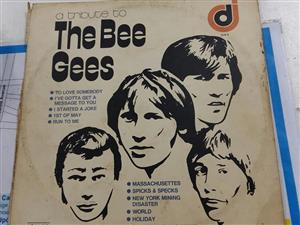 The Bee gees record for sale