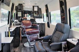 Mobile Barber/ Salon Shop