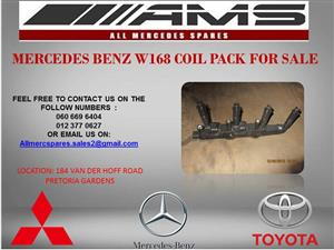 MERCEDES BENZ W168 COIL PACK FOR SALE