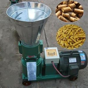 Combo pellet mill 7. 5kw 10hp + hammer mill 1,5kw electric engine