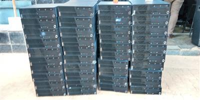 Lenovo Thinkcentre E73 SFF, Intel Core i5-4460s 2.9GHz, 4GB RAM 250GB