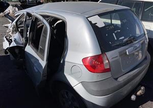 Hyundai Getz 2007 1.4 stripping for spares