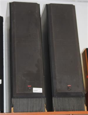 2 x floorstand speakers S030113A #Rosettenvillepawnshop