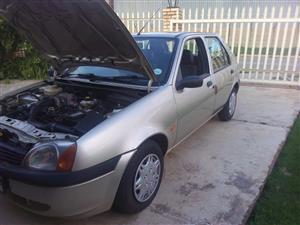 2001 Ford Fiesta 1.4i 5 door