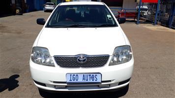 2006 Toyota Corolla 180i GSX automatic