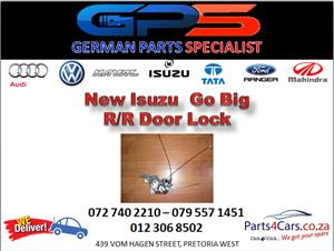 New Isuzu Go Big R/R Door Lock for Sale