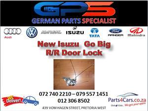 New Isuzu Go Big R/R Door Lock for Sale